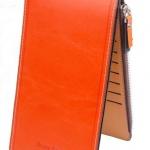 กระเป๋าสตางค์ผู้หญิง ใบยาว กระเป๋าสตางค์ แฟชั่น หนัง pu อย่างดี กระเป๋าใส่บัตรเครดิต ได้เยอะ อย่างจุใจ มีซิปสำหรับใส่เงิน สวยหรู มีสไตล์ 911168