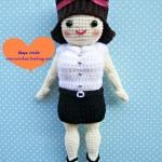 ตุ๊กตาในชุดนักศึกษา