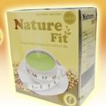 Nature Fit เนเจอร์ ฟิต นมถั่วเหลืองชนิดผงอาหารเสริมลดน้ำหนัก ได้ทั้งหุ่นสวยและสุขภาพที่ดีตลอดกาล