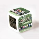 Preorder นาฬิกาปลุกดิจิตอล BTS FESTA NAOZ058