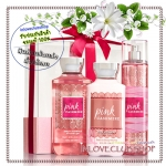 Bath & Body Works / Wrapped with a Bow Gift Set (Pink Cashmere) *แนะนำ