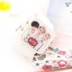 นาฬิกา Led EXO 3 [White Cute]