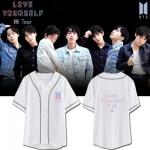 PREORDER เสื้อเบสบอล BTS LOVE YOURSELF