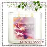 Bath & Body Works Slatkin & Co / Candle 14.5 oz. (Twilight Woods)