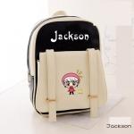 Preorder กระเป๋าเป้ Got7 Jackson