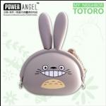 พร้อมส่ง กระเป๋าใส่เศษสตางค์การ์ตูนซิลิโคน Totoro