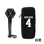 Preorder กระเป๋าใส่แท่งไฟ EXO BAEKHYUN HGDB014