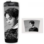 Preorder แก้วน้ำ Xiumin EXO Sing for you BZ812