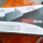 CLASS D VRPRO VR-780
