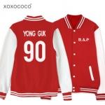 เสื้อเบสบอล BAP Yong guk