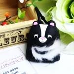 Bath & Body Works / PocketBac Holder (Black Skunk) *ไม่รวมเจลล้างมือ