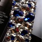 อลังการสุดเวอร์ element Case iPhone 6 crystals handmade 100% เคสสวยสำหรับสาวฟรุ้งฟริ้ง ID: A271