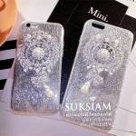 เคสไอโฟนกริสเตอร์แน่น case iphone 6s/6s plus/ new iphone se สวยสง่าวิ๊งค์ ID: A339
