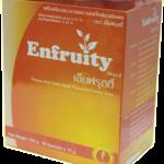 Enfruity เอนไซม์ ตัวช่วยระบบการย่อย เร่งกระบวนการดูดซึม