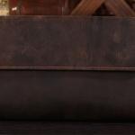 กระเป๋าสตางค์ผู้ชาย หนังแท้ แบบ กระเป๋าถือใบใหญ่ มีที่คล้องมือ ลายหนัง คลาสสิค สไตล์ วินเทจ ของขวัญให้แฟน แบบไฮโซ 438507