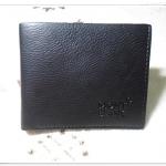 กระเป๋าสตางค์ผู้ชาย Mont blank สีดำ m001