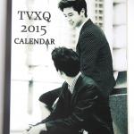 ปฎิทิน TVXQ 2015