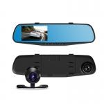 กล้องกระจกติดรถยนต์ 1080HD