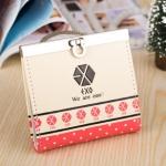กระเป๋าสตางค์ EXO 2015 [Pink]
