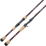 St. Croix MJS71MHF Mojo Bass Spinning Rod - 7 ft. 1 in.