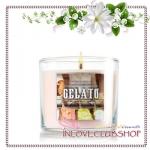Bath & Body Works Slatkin & Co / Candle 4 oz. (Gelato) *แนะนำ