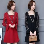 เสื้อคนอ้วนสวยๆ แฟชั่นเกาหลี ช้อปปิ้งออนไลน์ By เสื้อผ้า Upmii