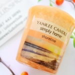 Yankee Candle / Samplers Votives 1.75 oz. (Shoreline)