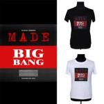Preorderเสื้อยืด BIGBANG MADE ทัวร์ TRAILER TXU479