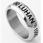 พร้อมส่ง แหวน luhan exo