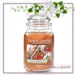 Yankee Candle / Large Jar Candle 22 oz. (Gingerbread)
