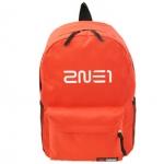 กระเป๋าเป้ 2NE1 [[ดำ ส้ม ฟ้า น้ำเงิน ชมพู]