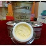 Melané White Pearl Cream ครีมไข่มุกสูตรพิเศษผสมบัวหิมะ