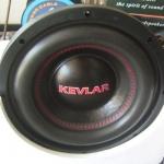 """SUB 10"""" KEVLAR K-108"""