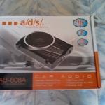 SUB BOX 8 นิ้ว a/d/s 808A