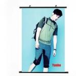 Poster Yunho 2 ดึงม้วนเก็บได้