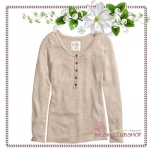 H&M / Knit Sweater (Size M /#Beige)