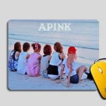 Preorder แผ่นรองเม้าส์ APINK apink Comeback Teaser [SBD803