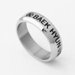 Preorder แหวน BAEKHYUN