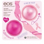 eos Limited Edition Breast Cancer Awareness Pack Lip Balm 2-Pack