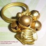 (ขายแล้วค่ะ) C016 แหวนทองเหลืองรูปปลา