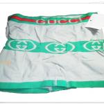 กางเกงในชาย บ๊อกเซอร์ GG เขียวเทา A016