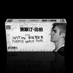 Preorder โปสการ์ดJustin Bieber XMXP558