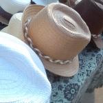 หมวกยางพารา