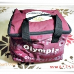 Used กระเป๋าเก็บความเย็น Olympia จะใช้เป็นกระเป๋าใส่กล้องก็ได้ค่ะ