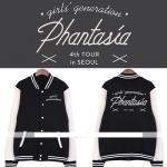 Preorder เสื้อเบสบอลเกาหลี SNSD Phantasia