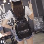 กระเป๋าเป้ สไตล์เกาหลีใบเล็กน่ารัก หนังงานดี พร้อมส่ง