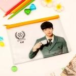 แฟ้มใส่เอกสาร EXO Lay [มีซิป]