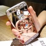 เคสไอโฟน 7 พลัส ของแท้คริสตัลราคาสบายกระเป๋า สวยระยิบระยับ