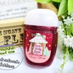 Bath & Body Works / PocketBac Sanitizing Hand Gel 29 ml. (Winter Candy Apple)
