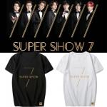 Preorder เสื้อยืด SUPER JUNIOR WORLD TOUR SUPER SHOW7